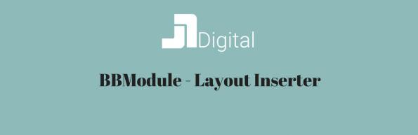 BBModule - Layout Inserter