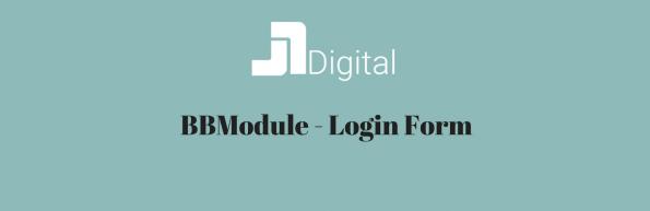 BBModule - Login Form