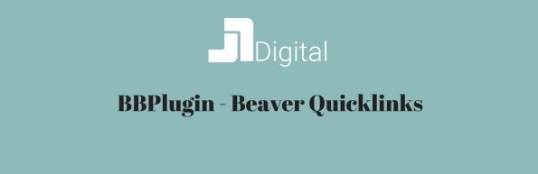 BBPlugin - Beaver Quicklinks