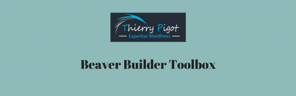 Beaver Builder Toolbox