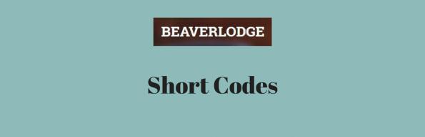 Beaverlodge Shotrcodes2